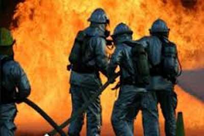 آتش سوزی در کلینیک نبی اکرم