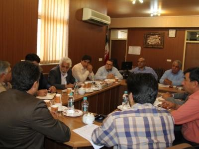 بررسی خاموشی های شهرستان نجف آباد