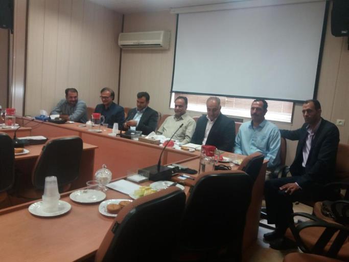 جلسه شورای اسلامی شهرستان نجف آباد برگزار شد