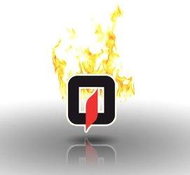 مانور اطفاء حریق در سازمان آتش نشانی نجف آباد