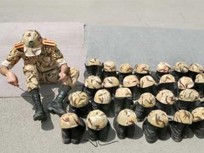پایان خدمت سربازی نزدیک است ؟