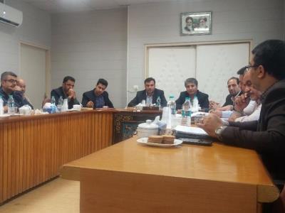 کارگروه شورای آراد و نان شهرستان نجف آباد