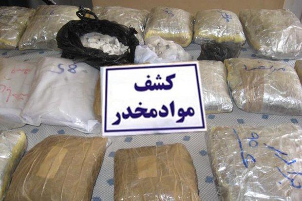کشف مواد مخدر در نجف آباد