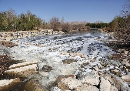 خسارت احتمالی 80 درصدی باغ های غرب اصفهان