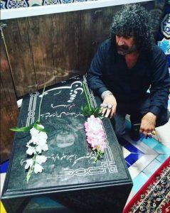 توضیح درباره زنانه و مردانه مزار شهید حججی