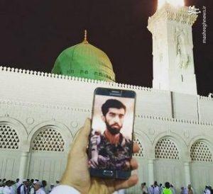 شهید محسن حججی یک مسجدی است