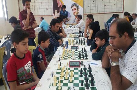مسابقات شطرنج کشوری بزرگداشت شهید محسن حججی پایان یافت