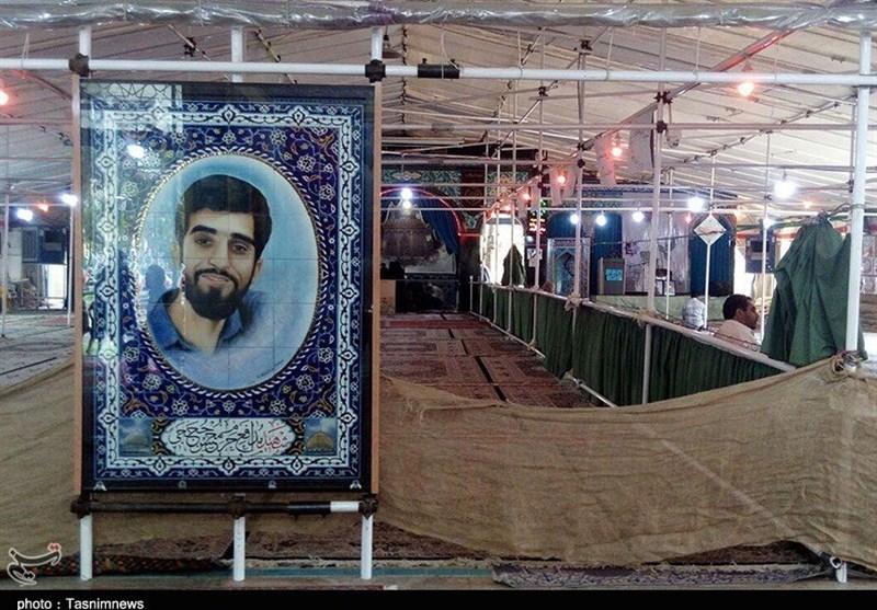 نجفآباد در سالروز اسارت و شهادت شهید محسن حججی