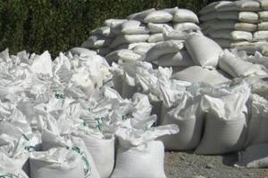 کشف کود شیمیایی قاچاق در نجف آباد