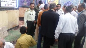 پاسخگویی مسئولین به مردم نجف آباد