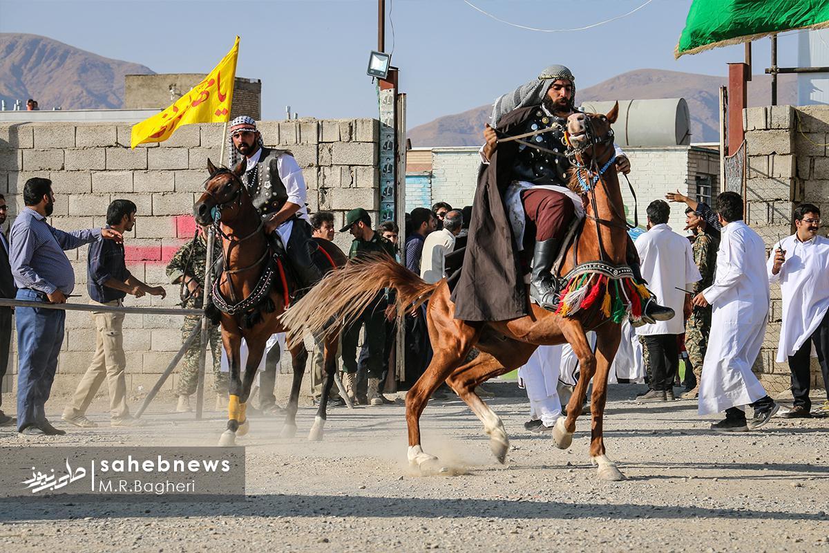 بازسازی واقعه غدیر خم در نجف آباد (5)