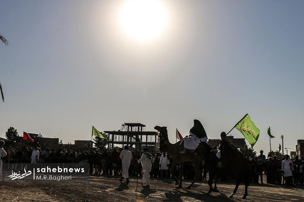 بازسازی واقعه غدیر خم در نجف آباد (7)