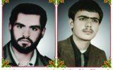 تشییع دو شهید در نجف آباد + اسامی و تصاویر