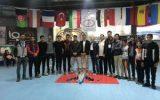 درخشش اسکیت نجف آباد در آسیا