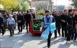 سفیران پاکی نجف آباد در عاشورای ۱۴۴۰ + تصاویر