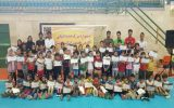 برگزاری جشنواره بزرگ استعدادیابی ورزشی رشته اسکیت در نجف آباد