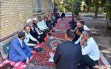 تجلیل از هیئات مذهبی منتخب نجف آباد + تصاویر