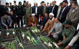 استقبال و معارفه چهارمین امام جمعه ویلاشهر + تصاویر