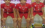 حضور سه والیبالیست نجف آباد در تمرینات انتخابی تیم استان اصفهان