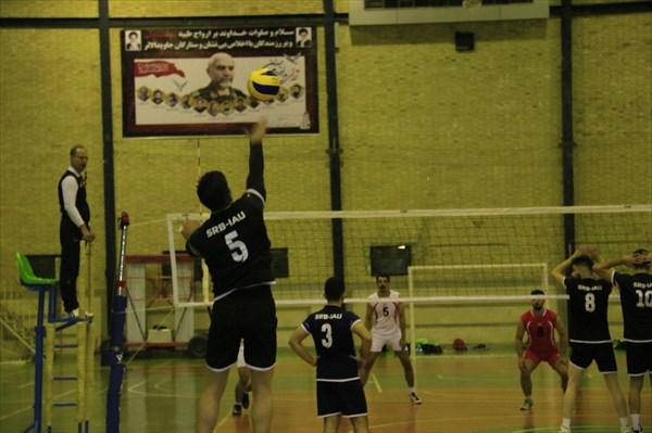 نتایج دور نخست مسابقات والیبال پسران دانشگاه آزاد اسلامی