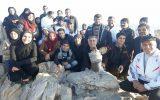 کوهگشت و پیاده روی خانوادگی در نجف آباد برگزار شد