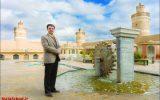 بازطراحی باغ بانوان نجف آباد