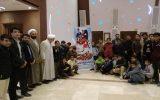 حضور رزمی کاران هیأت ورزشهای رزمی نجف آباد و بسیج ورزشکاران در ویژه برنامه حماسه ۹ دی
