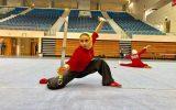 تمجید فدراسیون جهانی ورزش های دانشجویی از دختر ووشوکار نجف آبادی