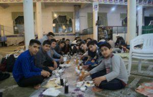 اعتکاف مسجد جامع ویلاشهر نوروز ۹۸ + کلیپ و تصاویر