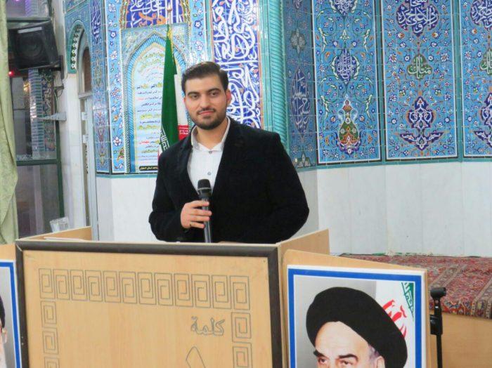 اعتکاف مسجدجامع ویلاشهر نوروز ۹۸