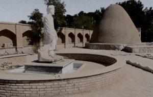 بازسازی بخشی از آثار و نمادهای نجف آباد از دوره صفوی تاکنون + تصاویر