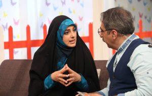 مصاحبه ای متفاوت با خانم ستاره سادات قطبی