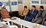 دیدار شهردار نجف آباد با امام جمعه ویلاشهر (منطقه سه نجف آباد) + تصاویر