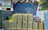 کشف و جمع آوری ۶۰تن عسل تقلبی در نجف آباد