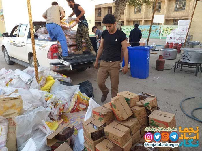 ارسال کمک های مردمی ویلاشهر برای مناطق سیل زده پلدختر، معمولان و سوسنگرد