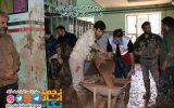 خروج ۲۸ کامیون گل و لای از مدرسه ای در پلدختر
