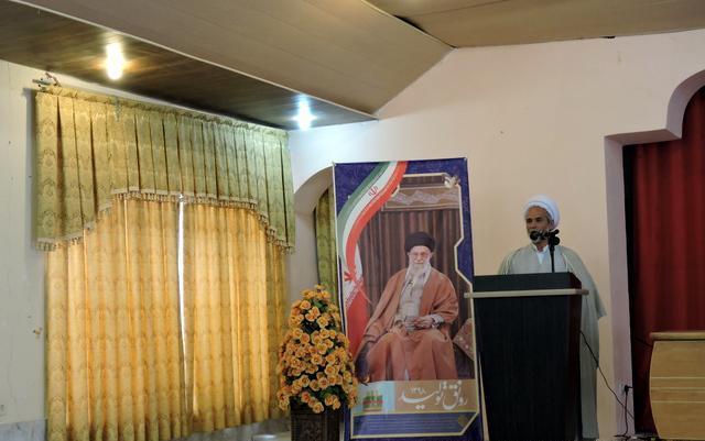 همایش انجمن نخبگان قرآن و عترت در نجف آباد (۱)