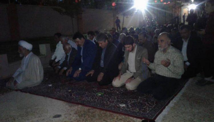 ضیافت افطار رمضان با حضور فرزندان خانه مهر اداره بهزیستی نجف آباد (۲)
