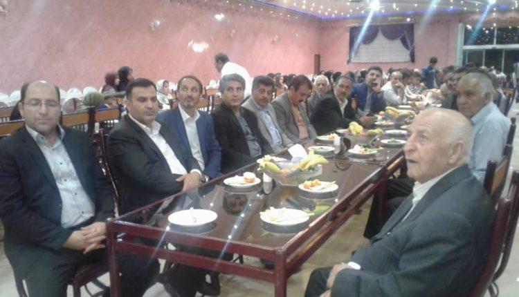 ضیافت افطار رمضان با حضور فرزندان خانه مهر اداره بهزیستی نجف آباد (۴)