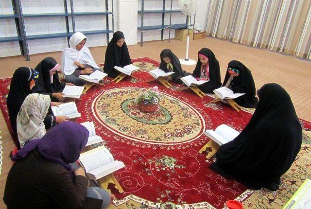 موسسه حضرت ولیعصر(عج) امیر آباد (۳۲)