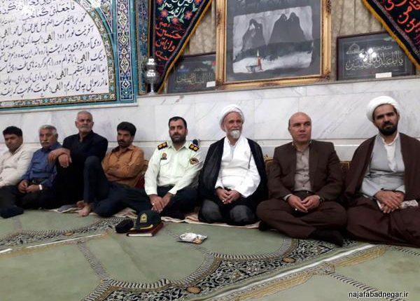 هیئت های مذهبی نجف آباد