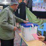 تصاویر انتخابات مجلس نجف آباد 1398