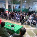 میز خدمت در مسجد جامع قبا ویلاشهر