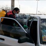 اقدامات مدیریت شهری شهرداری نجف آباد برای مبارزه با کرونا