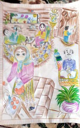 هشتم شهریور قلعه سفید در ماه مبارک رمضان