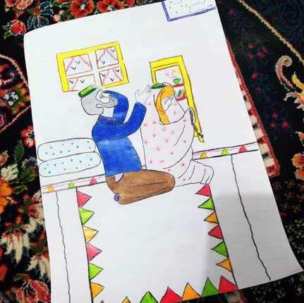 فائزه حسامی کلاس پنجم دو