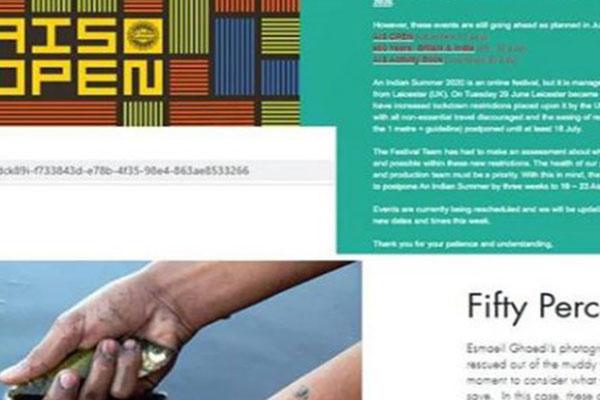 راهیابی-عکس-هنرمند-نجف-آبادی-به-نمایشگاه-هند