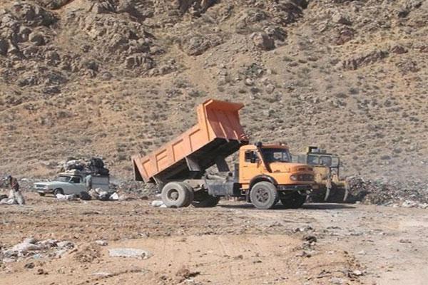 مخالفت نجف آبادی ها با احداث دفن گاه زباله در مراتع ممیزی شده