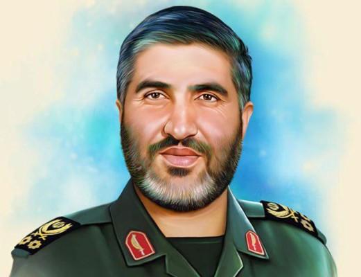 پیشوازهای شهید سردار حاج احمد کاظمی