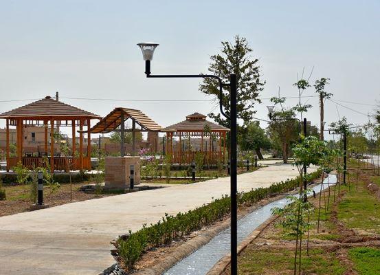 گذری در کوچه باغ زندگی در نجف آباد